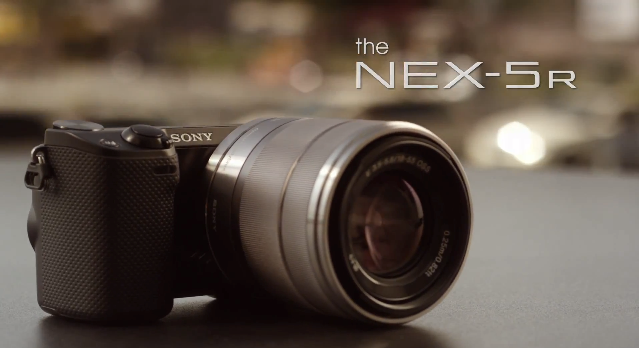 00NEX 5R from Sony Official Video Release  YouTube