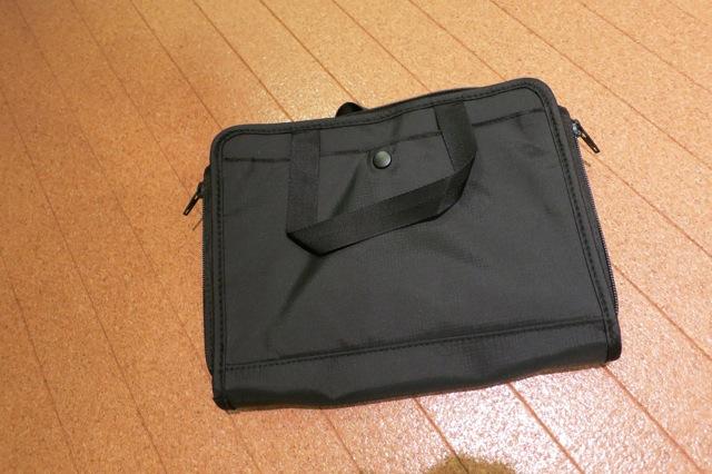 見た目は普通のバッグインバッグ