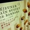 横浜駅すぐ「BARBARA a table」:女性ウケもいい「ガレット」にパン食べ放題付きの満足ランチ。